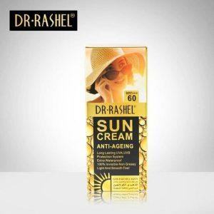 کرم ضد آفتاب دکتر راشل 60درصد